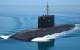 Việt Nam nghiệm thu kỹ thuật chiếc tàu ngầm thứ hai
