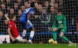 Football: Eto'o hat-trick sees United sink deeper