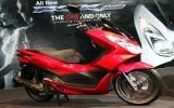 Honda trình làng PCX150 mới ở Thái Lan