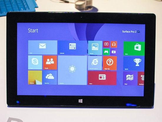 Bản sửa lỗi cho Surface Pro 2 sẽ ra mắt hôm nay