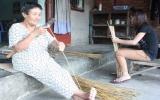 Xã Lạc An (Tân Uyên): Nghề đan lát truyền thống sang trang