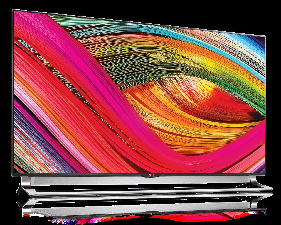 LG chiếm lợi thế đối với sản phẩm TV Ultra HD bởi bộ giải mã tín hiệu 4K – HEVC sẵn ngay trong TV
