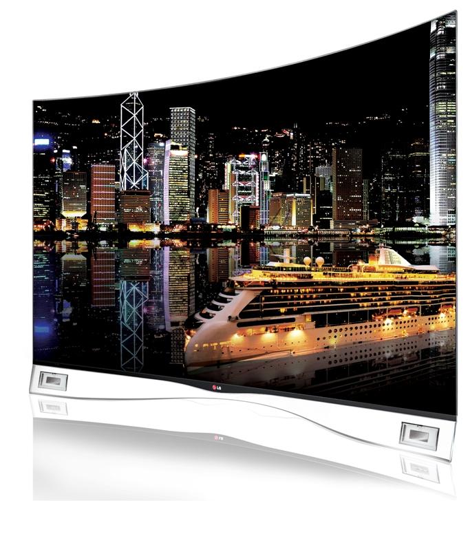 Chiếc TV OLED cong đầu tiên được LG thương mại hóa trên thị trường Việt Nam