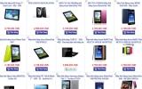 Nhiều lựa chọn máy tính bảng giá rẻ dịp Tết