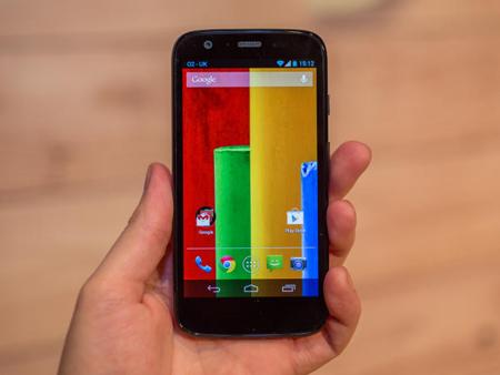 Motorola chuẩn bị thuộc quyền sở hữu của Lenovo.