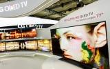 LG sẽ ra thêm nhiều TV OLED cong ở Việt Nam