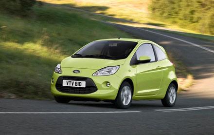 Ford KA thế hệ thứ 3 chuẩn bị ra mắt