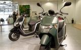 Honda Dunk - scooter 50 phân khối cho giới trẻ