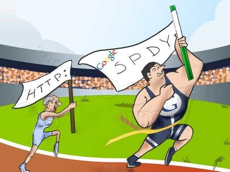 Giao thức SPDY cho tốc độ vượt trội so với giao thức HTTP trước đây