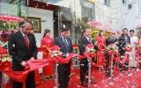 Tập đoàn Hoa Sen khai trương văn phòng đại diện mới