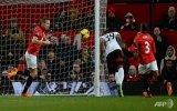 Football: Bent stuns Old Trafford as United slump again