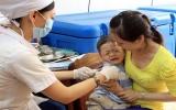 Bộ Y tế khuyến cáo trẻ cần tiêm chủng vắcxin sởi đầy đủ