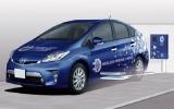 Toyota phát triển hệ thống sạc không dây