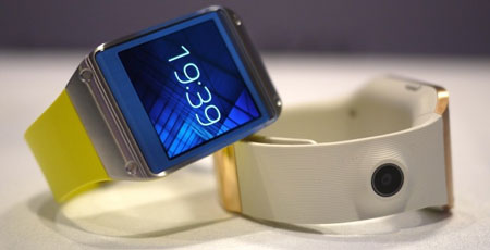 Đồng hồ Galaxy Gear 2 sẽ được ra mắt cùng Galaxy S5 tại MWC 2014.