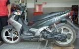 Bệnh đặc trưng trên xe Yamaha Nouvo LX