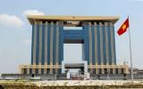 Chào mừng sự kiện Lễ khởi động xây dựng, phát triển Thành phố mới Bình Dương và khánh thành Trung tâm Hành chính tập trung của tỉnh