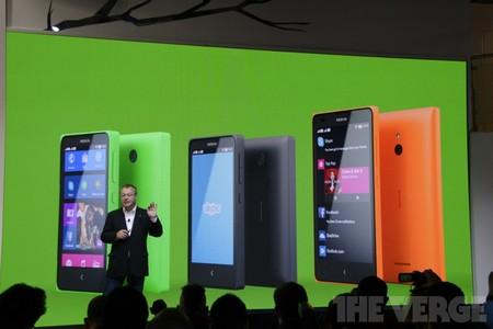 Nokia chính thức trình làng smartphone đầu tiên chạy Android
