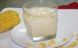Tự làm sữa bắp