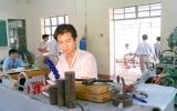 Dạy nghề gắn với nhu cầu lao động:  Ngày càng có  cơ hội nhiều hơn