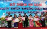 Ngành y tế Bình Dương: Long trọng tổ chức lễ kỷ niệm 59 năm Ngày Thầy thuốc Việt Nam