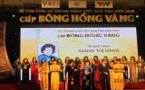 """Tôn vinh 100 nữ doanh nhân tại """"Cúp Bông hồng vàng 2013"""""""