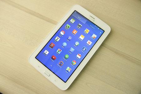 Galaxy Tab 3 Lite 7 inch của Samsung sẽ gây khó khăn cho các sản phẩm khác thuộc phân khúc giá rẻ.