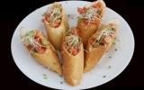 Gà nướng kiểu Thổ Nhĩ Kỳ