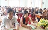 Thị trấn Tân Phước Khánh (Tân Uyên): Gần 150 tiểu thương được tập huấn vệ sinh an toàn thực phẩm