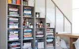 Sửa gầm cầu thang thành tủ để đồ