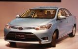Toyota Vios mới - lời đáp trả Honda City tại Việt Nam