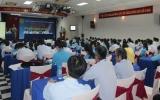Hội nghị Đại biểu người lao động Xổ số kiến thiết Bình Dương