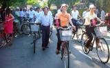 Nên hay không nên đi làm bằng xe đạp?