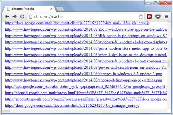 Một trong những cách để duyệt web nhanh