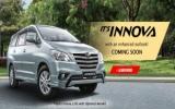 Toyota giới thiệu Innova phiên bản mới tại Malaysia