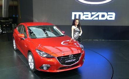 Mazda3 hoàn toàn mới có mặt tại Đông Nam Á
