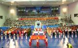 Khai mạc Đại hội TDTT tỉnh Bình Dương lần IV- 2014