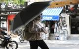 Bắc Bộ duy trì nắng nóng, Nam Bộ chiều tối mưa dông