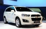 Chevrolet ra mắt Captiva mới tại Bangkok Motor Show