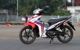 Honda Blade 125 FI ra mắt