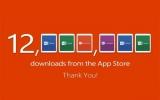 Microsoft Office đạt 12 triệu lượt tải trên iPad