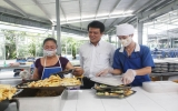 An toàn vệ sinh thực phẩm: Vẫn còn bếp ăn tập thể không đạt