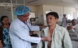 Cấp cứu thành công bệnh nhân nhồi máu cơ tim cấp biến chứng rung thất