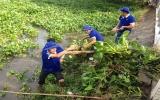 Thành đoàn Thủ Dầu Một: Ra quân bảo vệ môi trường vì cuộc sống tươi đẹp