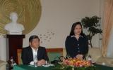 Tạo điều kiện cho doanh nhân Việt ở Đức về nước làm ăn