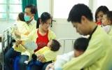 108 ca tử vong do sởi và các bệnh biến chứng của sởi