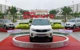 KIA Sorento diesel 2014 tại Việt Nam có thêm bản số sàn