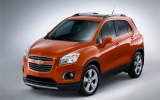 Chevrolet Trax 2015 thêm lựa chọn SUV cỡ nhỏ