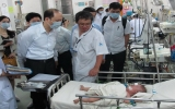 Kiểm tra tình hình bệnh sởi ở Hà Nội và TP Hồ Chí Minh