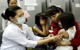 Sẽ tiêm miễn phí vắcxin sởi-rubella cho 23 triệu trẻ em
