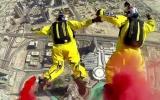 Nhảy tự do từ tòa nhà cao nhất thế giới